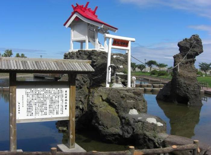 海峡漁り火公園